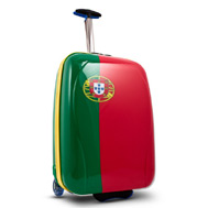 Vali hành lí vỏ nhựa Heys Portugal carry-on lugguage