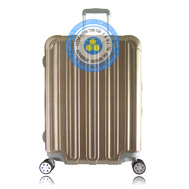 Vali nhựa Cosas Carry-On Spinner Trolley Tyrant Gold Drawing TM262